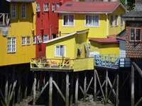 Остров Чилое - Чили