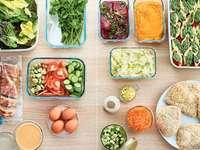 étel előkészítés