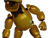 fnaf ar golden freddy