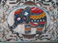 Hindu elefánt