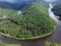 The Saar loop
