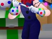 Clowny-piggy