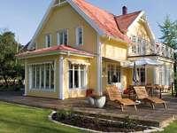 σκανδιναβικό σπίτι