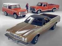1973 ФОРД КАМИОНИ! RANCHERO 500, BRONCO, F100 СТИЛ