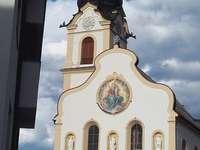 Църква в Тирол