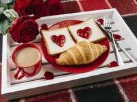 Πρωινό του Αγίου Βαλεντίνου
