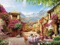 Френски пейзаж.