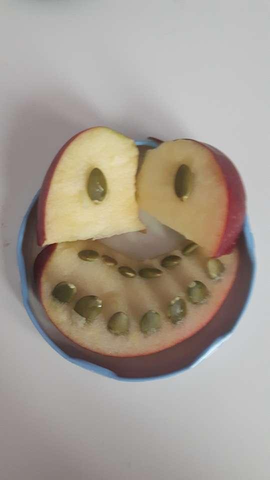 Kreacher - Det är en varelse gjord av äpple- och pumpafrön. Mycket bra (5×10)