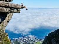 descansando en las alturas