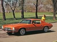 1973 Chevrolet Camaro Type LT