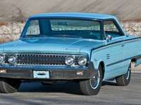 1964 Mercury Montclair Marauder R