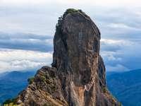 a montanha do céu
