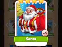 Пъзел монета майстор Санта