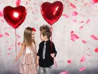 enfants - Saint Valentin