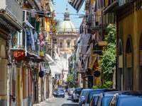 улица в Сицилия