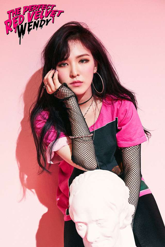 Wendy The Perfect Red Velvet