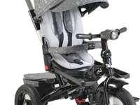 cărucior și bicicletă într-una
