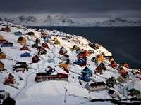 Сисимиут - Гренландия