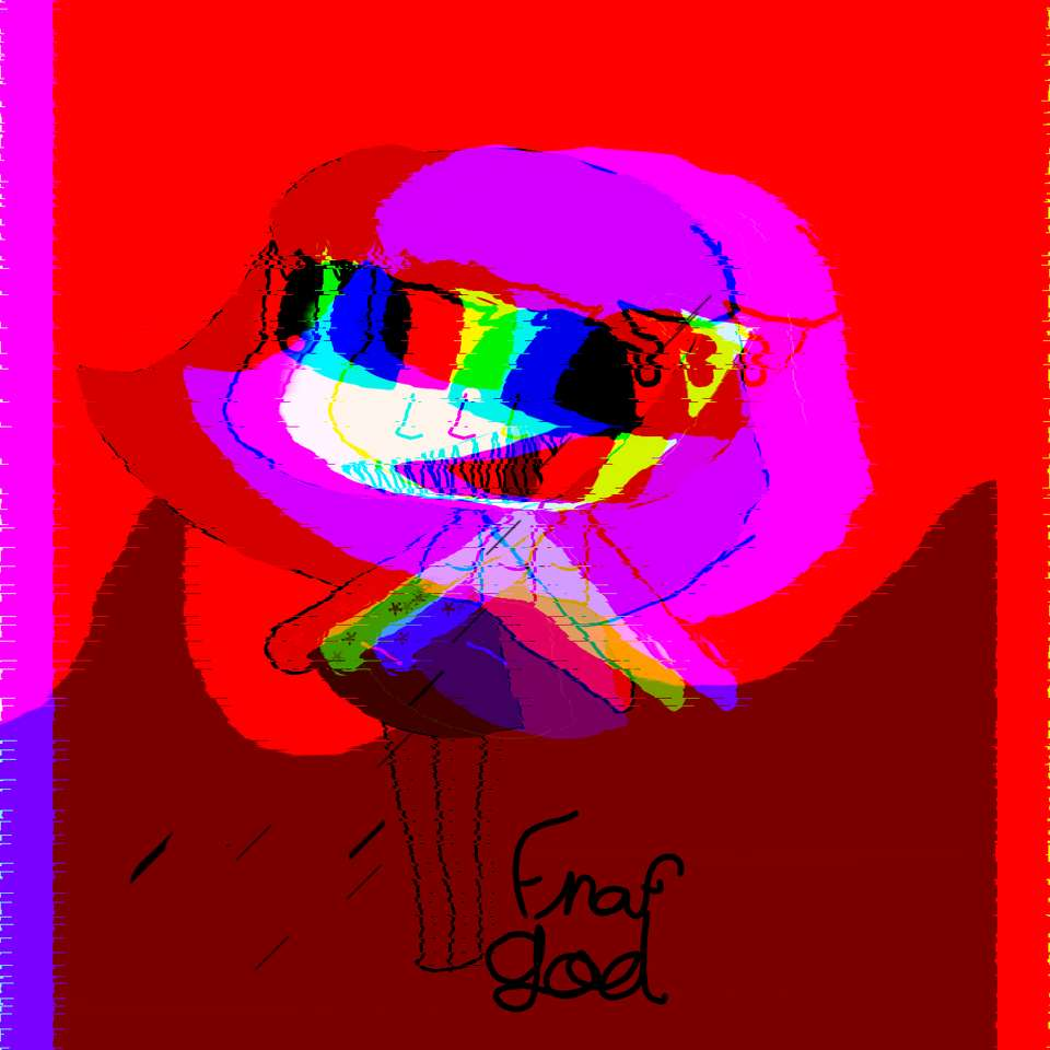 Бог на Fnaf - Амели