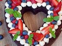 bolo-coração