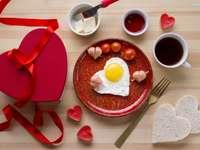 Valentin-napi reggeli