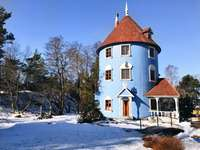 moomin house in finland