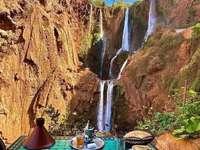 A oto Maroko.