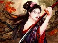 Frumusețe războinică