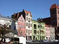 Torún, Altstadt