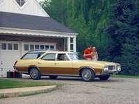1970-es Oldsmobile Vista Cruiser