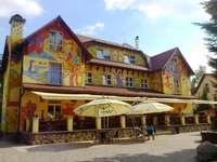 Rajecke Teplice in Slovakia