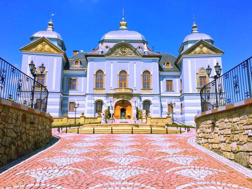 Hont a Novohrad Slovacchia puzzle online