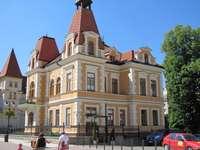 Trencianske Teplice στη Σλοβακία