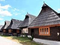 Podbiel en Eslovaquia