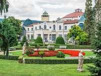 Piestany in Slowakije