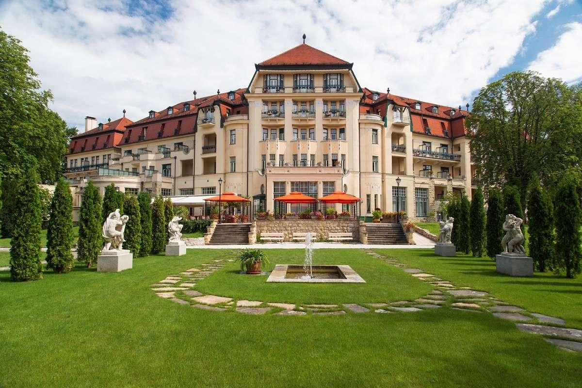 Пиестани в Словакия