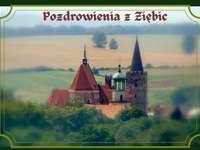 Üdvözlet Ziębice-től