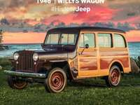 Jeep Willys Wagon 1946