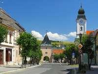 Levoca in Slovacchia