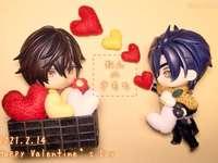 Свети Валентин на Мицу и Кара-чан