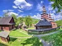 Bardejov na Słowacji