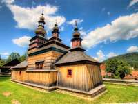 Бардейов в Словакия