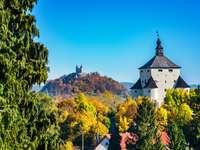 Banska Stiavnica in der Slowakei