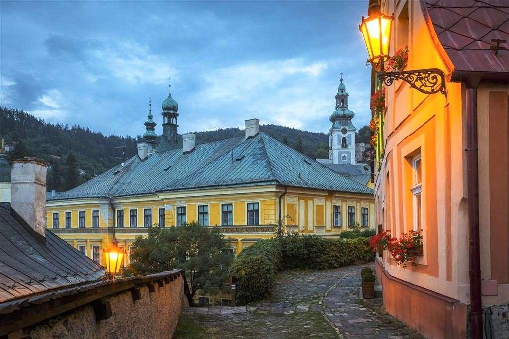 Банска Стявница в Словакия (16×11)