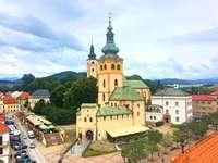 Банска Бистрица в Словакия