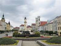 Banska Bystrica i Slovakien