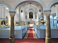 Bratysławski Błękitny Kościół na Słowacji