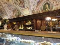 Bratislava Kormuth pastry shop in Slovakia