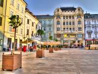 Bratislava in Slovacchia
