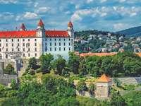 Bratislava in Slowakije